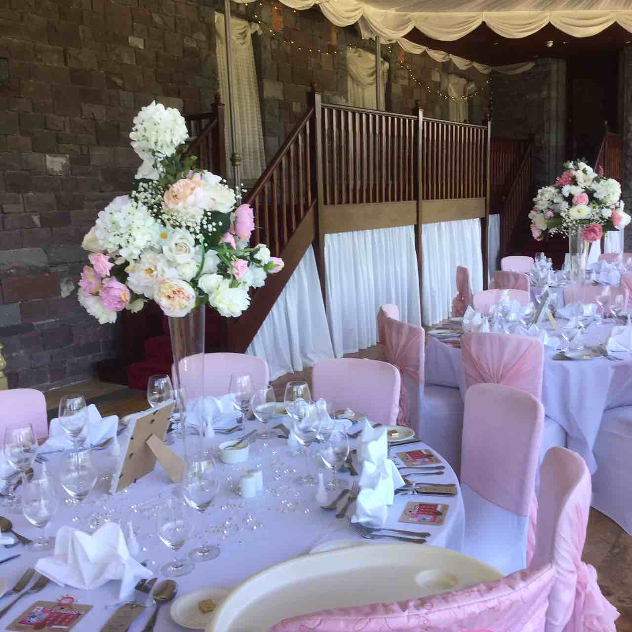 White Castle Wedding: Self-Catering Weddings
