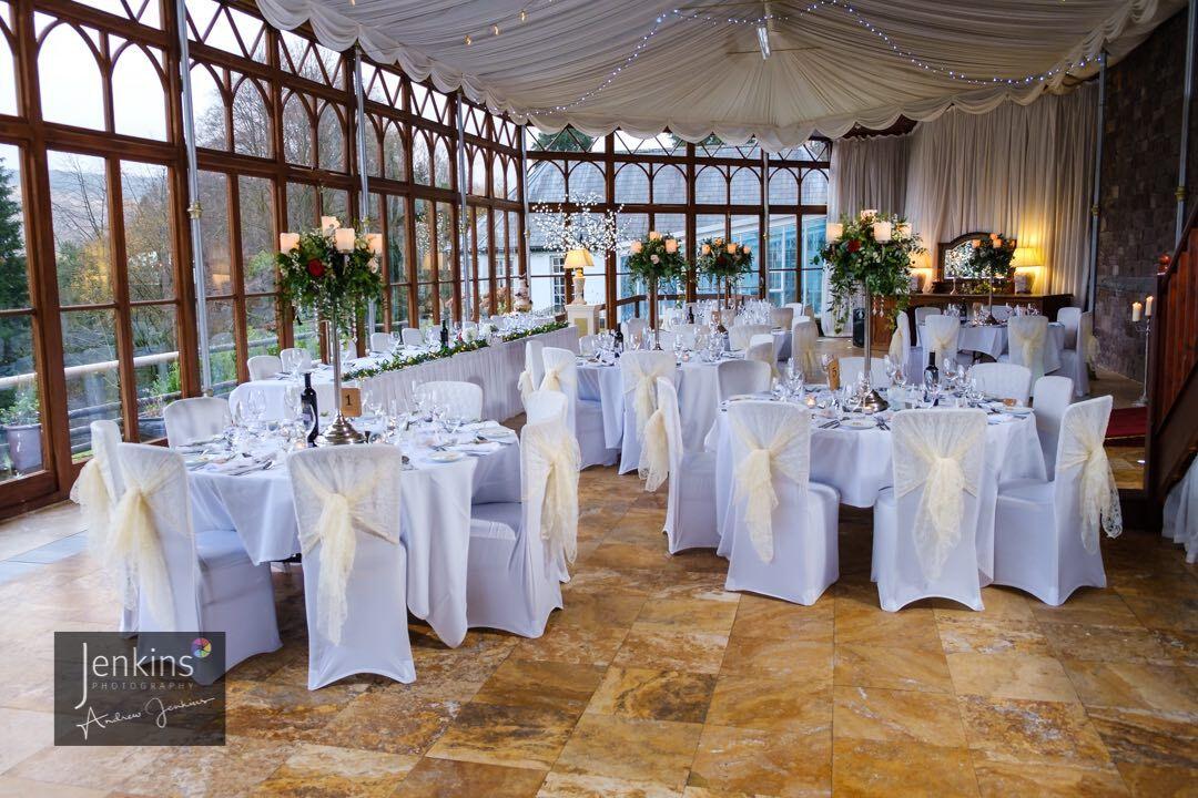 Castle Wedding Venues South Wales Weddings In Wales At Craig Y Nos