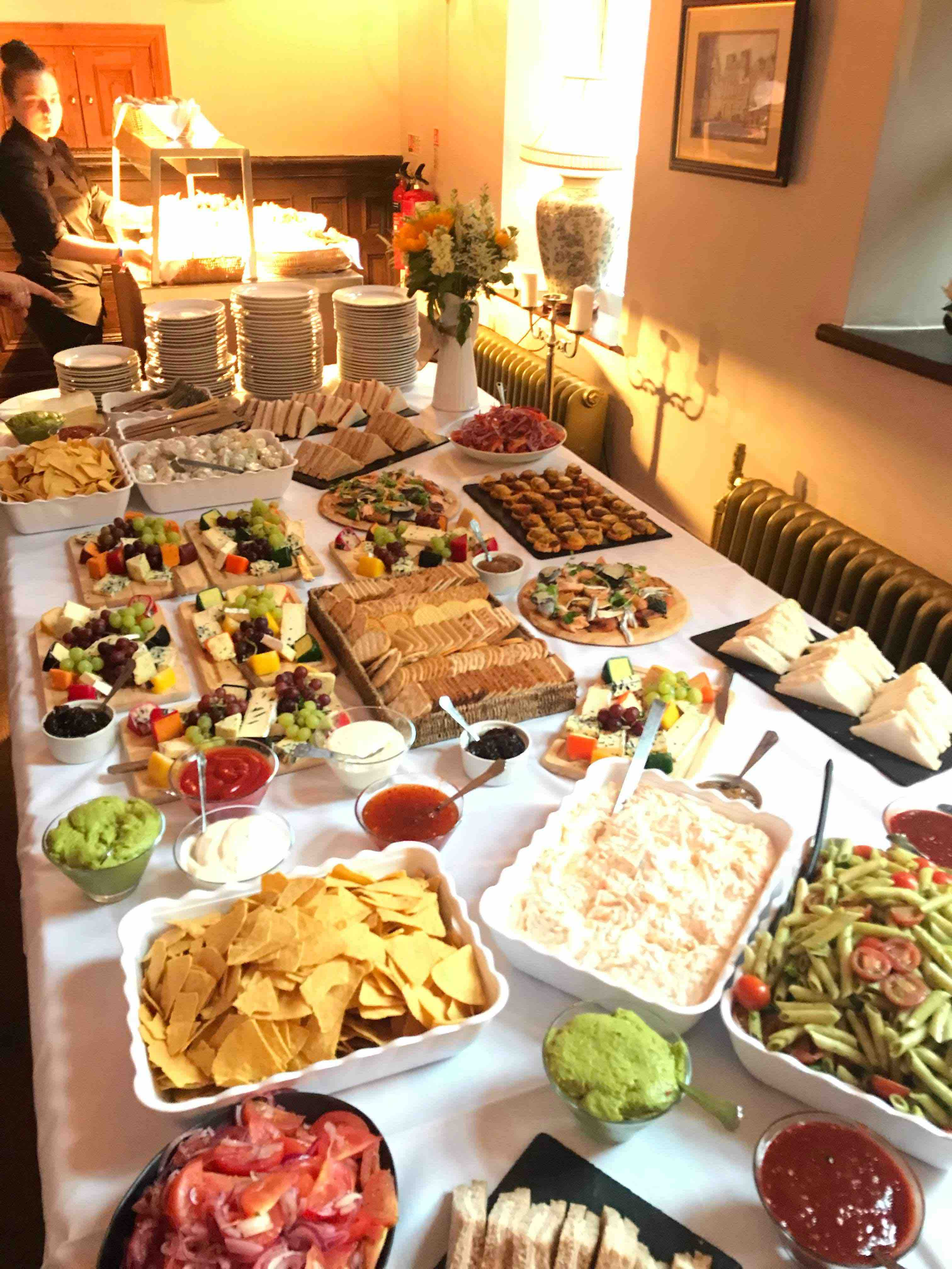 Pictures of Food Ideas For Lunch Buffet