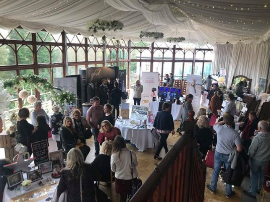 Castle Wedding Venues in South Sales Wedding Fair