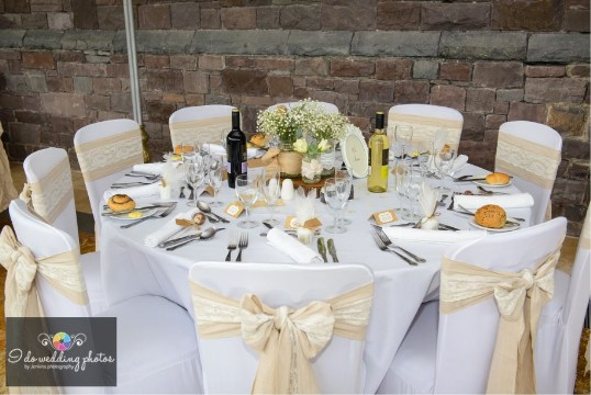 Craig y Nos Castle South Wales Wedding Receptions