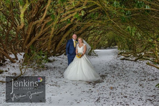 Wedding Venues South Wales Craig y Nos Castle Country Park Boating Lake