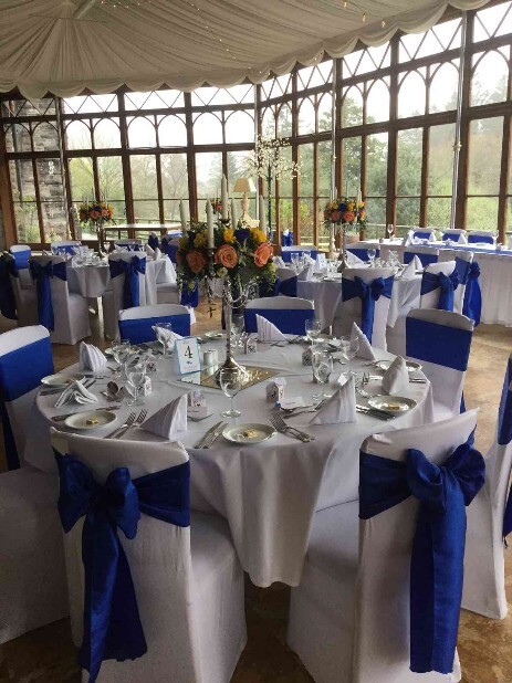 The Conservatory South Wales Wedding Venue Craig y Nos Castle
