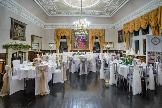 Craig y Nos Castle South Wales Wedding Function Room