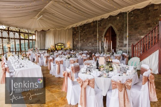 Conservatory Wedding Venue South Wales Craig y Nos Castle