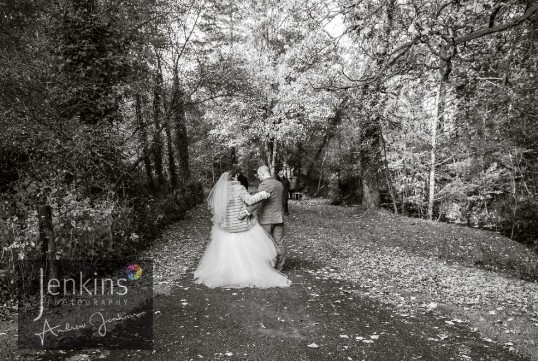 Craig y Nos Castle South Wales Wedding Venue Country Park Woodland