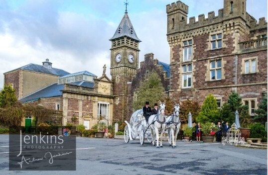Craig y Nos Castle South Wales Wedding Venue
