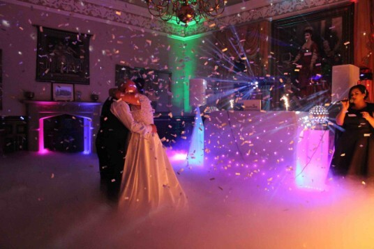 Evening Wedding Package South Wales Wedding Venue