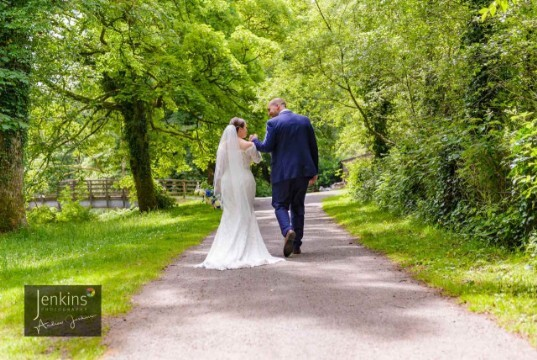 Wedding Venue South Wales Craig y Nos Weekday Wedding Package