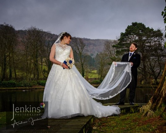 Wedding Venue South Wales Craig y Nos Castle Wedding Package