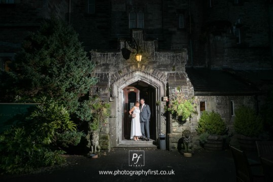Craig y Nos Castle Wedding Venue in South Wales