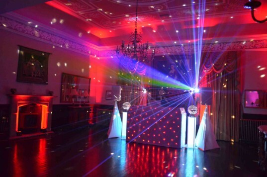 fEvening Evening Wedding Package south wales wedding venue