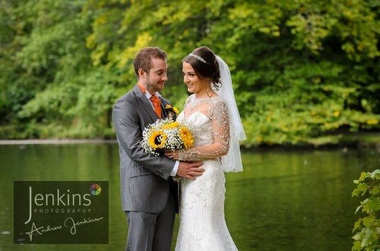 Craig y Nos Castle South Wales Wedding Venue Country Park Boating Lake