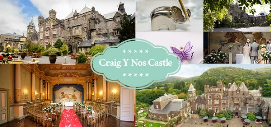 Wedding Fair Jan 2017 Craig y Nos Castle