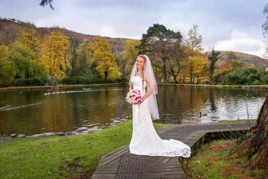Last Minute Wedding Reception Venue Swansea Craig y Nos