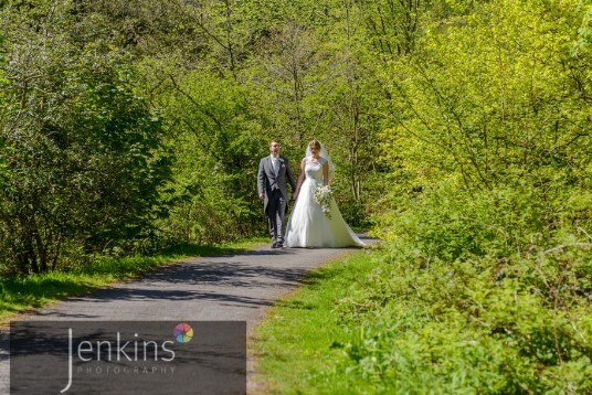 Wedding Venues South Wales Craig y Nos Castle Country Park Walks