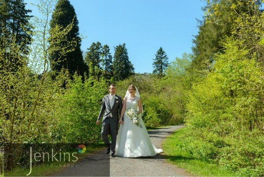 Wedding Venue Swansea, Craig y Nos Wedding Package