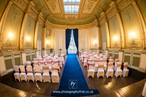 South Wales Weddings Ceremony Room