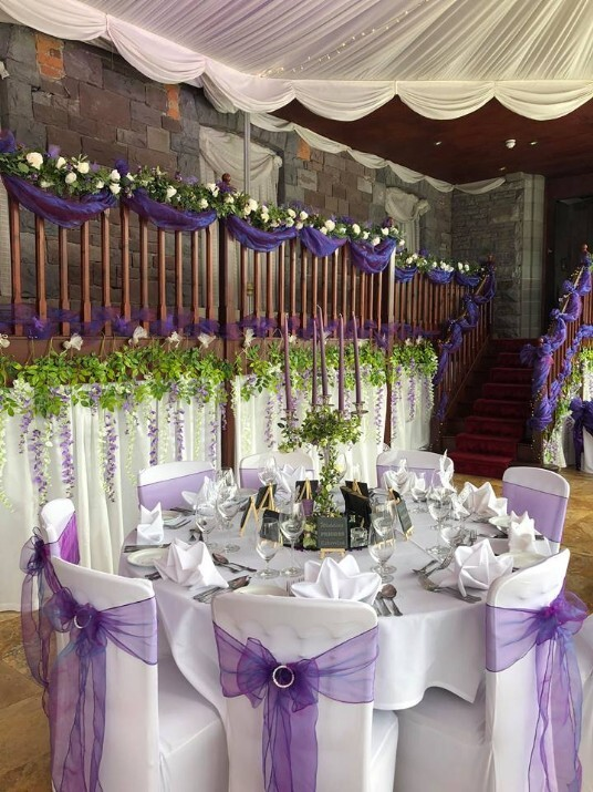 Wedding Venues in Wales Craig y Nos Castle Wedding