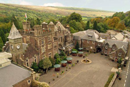 Craig y Nos Caste Wedding Venue South Wales
