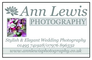Ann Lewis Wedding Photography logo