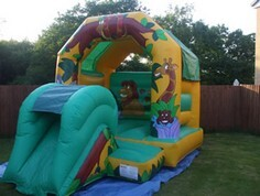 Large Bouncy Castle for weddings