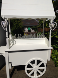 Candy Buffet and Candy Cart Hire for wedding