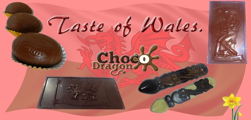 Chocdragon Wedding Favours South Wales Weddings