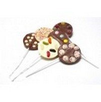 Chocdragon Wedding Favours South Wales Weddings Chocolate Lollipops