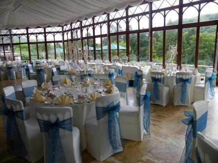 Wedding Planning Book, Craig y Nos Castle Wedding Reception Room