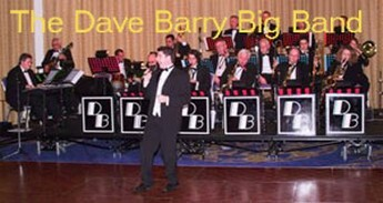 The Dave Barry Big Band Wales Weddings Band