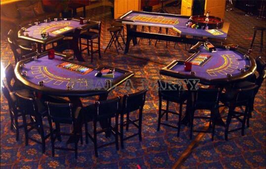 Gambling tables for weddings tai pan bus casino rama