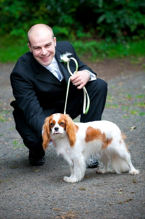 Wedding Venue in South Wales Craig y Nos Castle welcome dogs