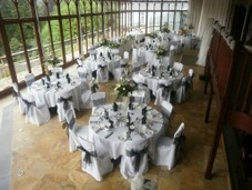 Francis Design Wedding Chaircovers Swansea