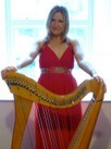 Bethan Nia Harpist Singer for South Wales Weddings