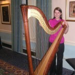 Ruth Hicks Harpist Singer for South Wales Weddings