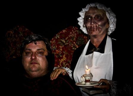 Wedding Venue Swansea, Hen Party, Fright Night Actors
