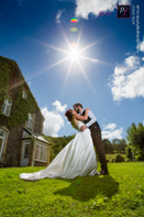 Photography First Wedding Photography Couple at Craig y Nos Castle in South Wales