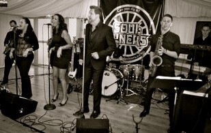 The Soult Miners South Wales Wedding Band