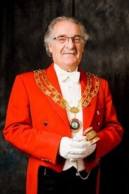 Graham R Thomas, Toastmaster and Master of Ceremonies