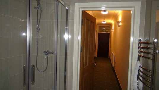 Wedding Venues Wales - Theatre First Floor Flat Corridor