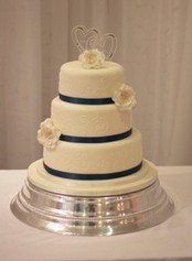Rebecca Gilmore Innovative Wedding Cake Design Swansea South Wales