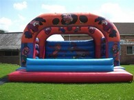 Wild West Entertainment Bouncy Castle Hire Swansea South Wales